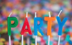 The Party of Life!